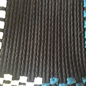 BCBGMaxAzria Skirts - BCBGMaxazria Black Knit Swing Skirt Sz XS   B146